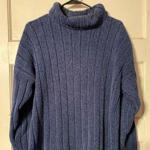 Vintage Eddie Bauer chunky sweater